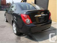 Make Chevrolet Model Sonic Year 2015 Colour Black kms