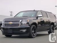 Make Chevrolet Model Suburban Year 2015 Colour Black