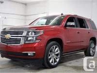 Make Chevrolet Model Tahoe Year 2015 Colour Crystal Red