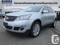 2015 Chevrolet Traverse LT Well Maintained - GM