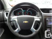 Make Chevrolet Model Traverse Year 2015 Colour Siren