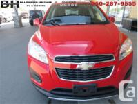 Make Chevrolet Model Trax Year 2015 Colour Red kms