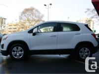 Make Chevrolet Model Trax Year 2015 Colour White kms