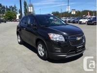 Make Chevrolet Model Trax Year 2015 Colour Black kms