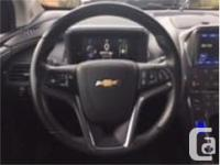 Make Chevrolet Model Volt Year 2015 Colour Silver Ice