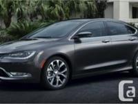 Make Chrysler Model 200 Year 2015 Colour Gloss Black