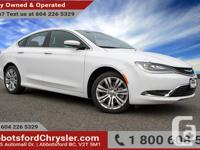 Make Chrysler Model 200 Year 2015 Colour White kms 150