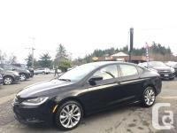 Make Chrysler Model 200 Year 2015 Colour Black kms