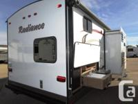 The perfect family trailer. This Cruiser Radiance