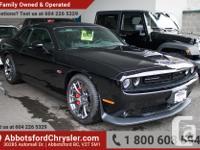 Make Dodge Model Challenger Year 2015 Colour Black kms