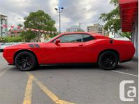 Make Dodge Model Challenger Year 2015 Colour Red kms