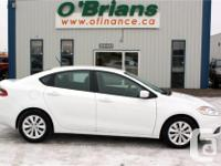 Make Dodge Model Dart Year 2015 Colour White kms 10355