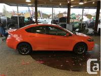 Make Dodge Model Dart Year 2015 Colour Orange kms