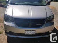 Make Dodge Model Grand Caravan Year 2015 Colour Silver