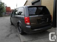 Make Dodge Model Grand Caravan Year 2015 Colour Grey