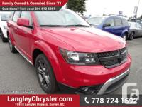 Make Dodge Model Journey Year 2015 Colour RED kms 14