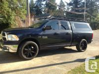 Make Dodge Model Ram 1500 Club Year 2015 Colour grey