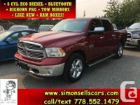 Make Dodge Model Ram 1500 Year 2015 Colour RED kms