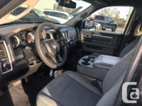 Make Dodge Model Ram 1500 Year 2015 Colour Black kms