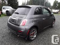 Make Fiat Model 500 Year 2015 Colour grey kms 77145