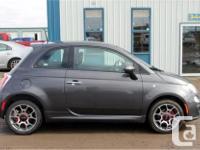 Make Fiat Model 500 Year 2015 Colour Dark Grey kms