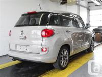 Make FIAT Model 500L Year 2015 Colour white Trans