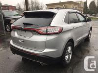 Make Ford Model Edge Year 2015 Colour Silver kms 54651