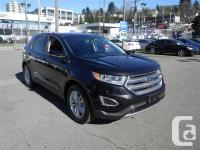 Just Arrived!!! This 2015 Ford Edge SEL comes with our