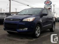 Make Ford Model Escape Year 2015 Colour Blue kms 32411