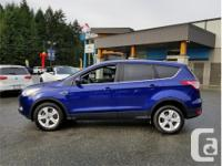 Make Ford Model Escape Year 2015 Colour Blue kms 76102
