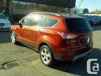 Make Ford Model Escape Year 2015 Colour Red kms 105377