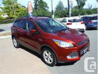 Make Ford Model Escape Year 2015 kms 109000 Trans