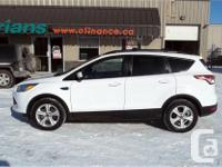 Make Ford Model Escape Year 2015 Colour White kms