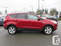 Make Ford Model Escape Year 2015 Colour Red kms 41895