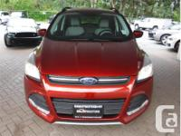 Make Ford Model Escape Year 2015 Colour Red kms 88568