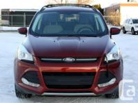 Make Ford Model Escape Year 2015 Colour Red kms 77322