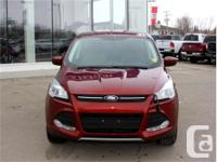 Make Ford Model Escape Year 2015 Colour Red kms 65277