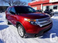Make Ford Model Explorer Year 2015 Colour Red kms