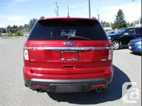 Make Ford Model Explorer Year 2015 Colour Ruby Red