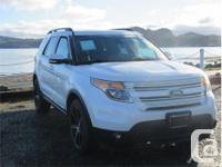 Make Ford Model Explorer Year 2015 Colour White