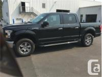 Make Ford Model F-150 Year 2015 Colour Black kms 59343