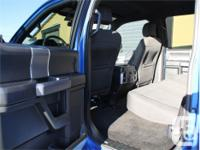 Make Ford Model F-150 Year 2015 Colour Blue kms 75308
