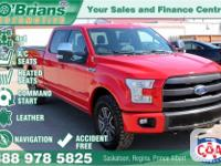 Make Ford Model F-150 Year 2015 Colour Red kms 23557