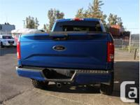 Make Ford Model F-150 Year 2015 Colour Blue kms 75577