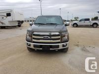 Make Ford Model F-150 SuperCrew Year 2015 Colour Brown