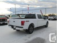 Make Ford Model F-150 Year 2015 Colour White kms 55502