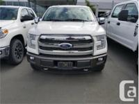 Make Ford Model F-150 Year 2015 kms 76520 Trans