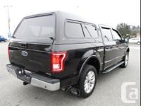 Make Ford Model F-150 Year 2015 Colour Tuxedo Black