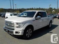 Make Ford Model F-150 Year 2015 Colour White kms 63798
