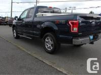 Make Ford Model F-150 Year 2015 Colour Blue kms 29389